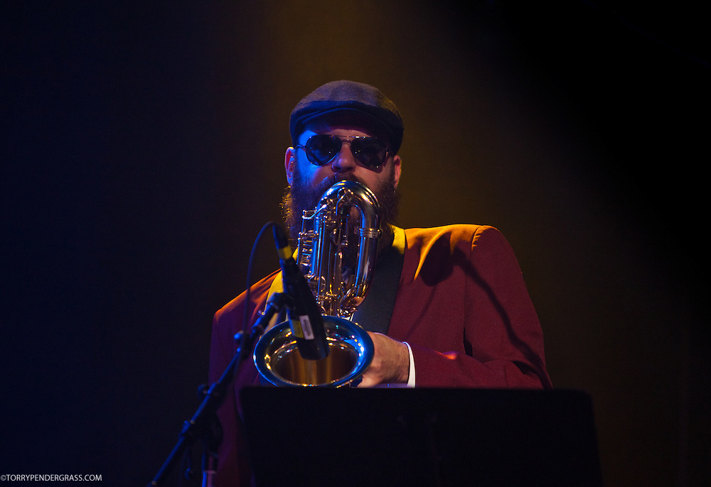"EELS perform the final show of their ""Tremendous Dynamite""  world tour on Aug. 12, 2011 at the El Rey Theatre in Los Angeles, CA"