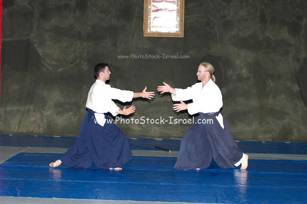 Aikido contact sport