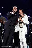 Marc Anthony and Alejandro Fernandez
