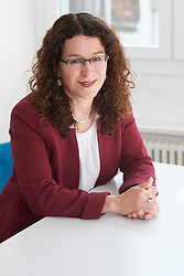 Zurich May 16th 2019<br /> Sabine Döbeli CEO Swiss Sustainable Finance photographed by Jürg Kaufmann for the Sphere Magazine