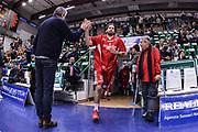 DESCRIZIONE : Campionato 2014/15 Dinamo Banco di Sardegna Sassari - Giorgio Tesi Group Pistoia<br /> GIOCATORE : Ariel Filloy<br /> CATEGORIA : Before<br /> SQUADRA : Giorgio Tesi Group Pistoia<br /> EVENTO : LegaBasket Serie A Beko 2014/2015<br /> GARA : Dinamo Banco di Sardegna Sassari - Giorgio Tesi Group Pistoia<br /> DATA : 01/02/2015<br /> SPORT : Pallacanestro <br /> AUTORE : Agenzia Ciamillo-Castoria / Luigi Canu<br /> Galleria : LegaBasket Serie A Beko 2014/2015<br /> Fotonotizia : Campionato 2014/15 Dinamo Banco di Sardegna Sassari - Giorgio Tesi Group Pistoia<br /> Predefinita :