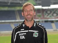 German Soccer Bundesliga 2015/16 - Photocall of Hannover 96 on 13 July 2015 in Hanover, Germany: team-doctor Felix Hessel