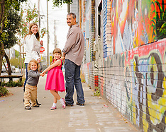 Family Portraits - Mission San Francisco