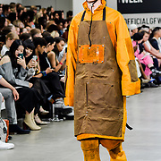 Birmingham City University showcases at GFW19, on 3 June 2019, Old Truman Brewery, London, UK.