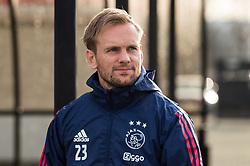 Siem de Jong of Ajax during the trainings session of Ajax Amsterdam at the Toekomst on January 30, 2018 in Amsterdam, The Netherlands