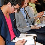 NLD/Arnhem/20111114 - Presentatie Goud op je Bord,
