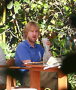 06.DECEMBER.2012. MIAMI<br /> <br /> OWEN WILSON SPOTTED WITH FRIENDS IN MIAMI<br /> <br /> BYLINE: EDBIMAGEARCHIVE.CO.UK<br /> <br /> *THIS IMAGE IS STRICTLY FOR UK NEWSPAPERS AND MAGAZINES ONLY*<br /> *FOR WORLD WIDE SALES AND WEB USE PLEASE CONTACT EDBIMAGEARCHIVE - 0208 954 5968*