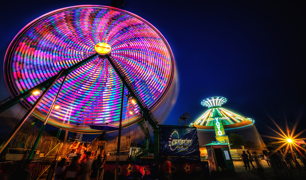 Century Wheel, Howard County Fair