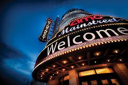 AMC Mainstreet Theatre and signage