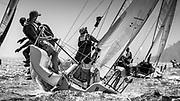 Races Day 1, 2013 Melgues European Sailing Series, Italy, © Matias Capizzano
