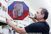 Artotheque.ca - Le Musée qui s'emporte chez soi / Location d'oeuvres d'art pour les corporations et les particuliers -  5720, rue Saint-André / Montreal / Canada / 2013-07-11, Photo © Marc Gibert / adecom.ca
