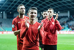 Eljif Elmas of Macedonia during football match between National teams of Slovenia and North Macedonia in Group G of UEFA Euro 2020 qualifications, on March 24, 2019 in SRC Stozice, Ljubljana, Slovenia.  Photo by Matic Ritonja / Sportida