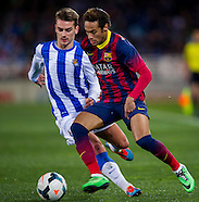 Real Sociedad vs Barcelona liga