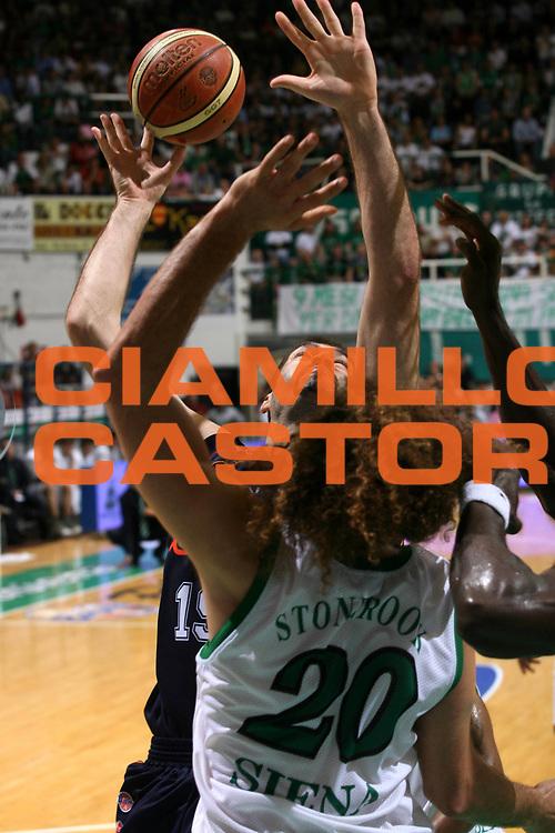 DESCRIZIONE : Siena Lega A1 2006-07 Playoff Semifinale Gara 3 Montepaschi Siena Lottomatica Virtus Roma <br /> GIOCATORE : Chiacig <br /> SQUADRA : Lottomatica Virtus Roma <br /> EVENTO : Campionato Lega A1 2006-2007 Playoff Semifinale Gara 3 <br /> GARA : Montepaschi Siena Lottomatica Virtus Roma <br /> DATA : 05/06/2007 <br /> CATEGORIA : Tiro <br /> SPORT : Pallacanestro <br /> AUTORE : Agenzia Ciamillo-Castoria/G.Ciamillo <br /> Galleria : Lega Basket A1 2006-2007 <br />Fotonotizia : Siena Campionato Italiano Lega A1 2006-2007 Playoff Semifinale Gara 3 Montepaschi Siena Lottomatica Virtus Roma <br />Predefinita :