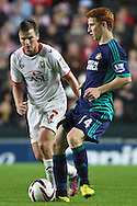 Picture by David Horn/Focus Images Ltd +44 7545 970036.25/09/2012.Jack Colback of Sunderland during the Capital One Cup match at stadium:mk, Milton Keynes.