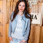 NLD/Amsterdam/20150407 - Opening Mipacha Store Amsterdam, Nadia Palesa Poeschmann