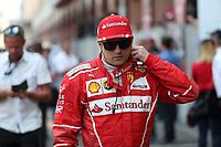 Monaco - Formula 1 - Gran Premio di Monaco di Formula 1 - Nella foto: Kimi Raikkonen - Ferrari  SF70H - Ferrari