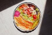 Babaganoush Plate from Mamoun's Old City ($8.59) - Post Vacation Salad Week