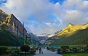 Canadian Rocky Mountains, Banff National Park, Lake Louise,
