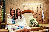 Leah and Hannah's B'Nai Mitzvah