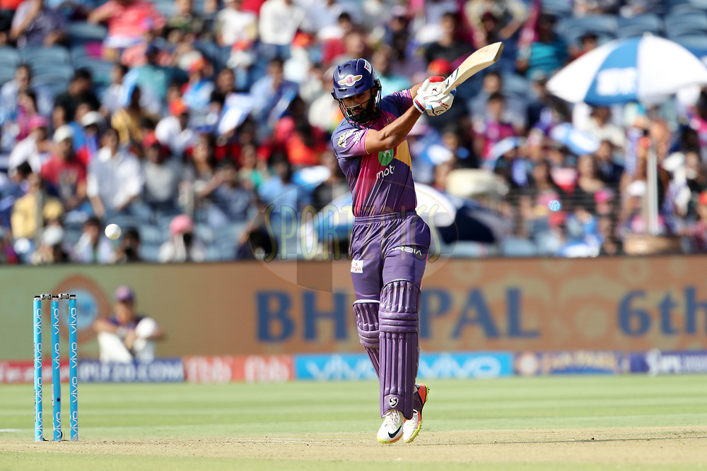 during match 34 of the Vivo 2017 Indian Premier League between the Rising Pune Supergiants and the Royal Challengers Bangalore   held at the MCA Pune International Cricket Stadium in Pune, India on the 29th April 2017<br /> <br /> Photo by Ron Gaunt - Sportzpics - IPL