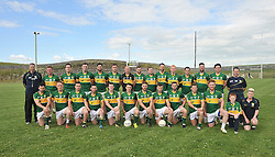 Kingdom Kerry Gaels pictured at the Padraig O'Dea memorial match in Kilmaine.<br /> Pic Conor McKeown