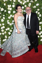 June 11, 2017 - New York, NY, USA - June 11, 2017  New York City..Danny DeVito attending the 71st Annual Tony Awards arrivals on June 11, 2017 in New York City. (Credit Image: © Kristin Callahan/Ace Pictures via ZUMA Press)
