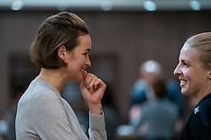 20191207 JAP: Press moment with Danick Snelder and Yvette Broch, Kumamoto