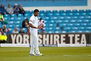 Sri Lanka   Dasun Shanaka  during the Investec Test Series 2016 match between England and Sri Lanka at Headingly Stadium, Leeds, United Kingdom on 19 May 2016. Photo by Simon Davies.