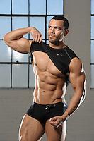 Fitness Model shoot in NJ