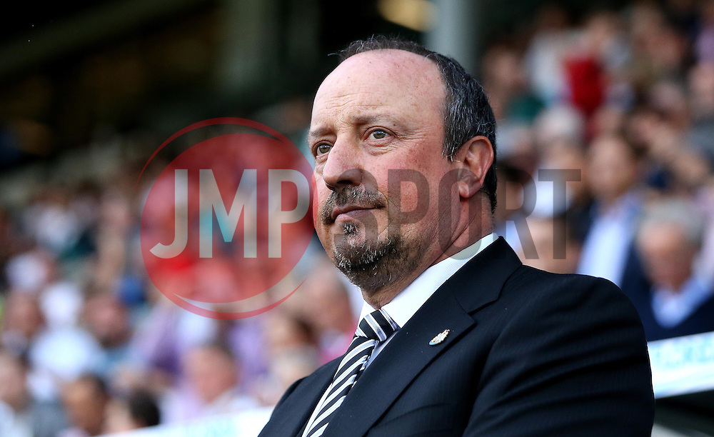 Rafa Benitez manager of Newcastle United - Mandatory by-line: Robbie Stephenson/JMP - 05/08/2016 - FOOTBALL - Craven Cottage - Fulham, England - Fulham v Newcastle United - Sky Bet Championship