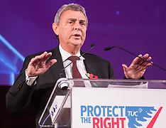 2015-11-02 Unison's Dave Prentis addresses anti-strike bill rally