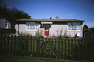 """Tarran"" post-war prefab in Chesterfield and North Wingfield, Derbyshire, 2005"