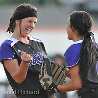 5.23.2012 Keystone vs Clear Fork Softball
