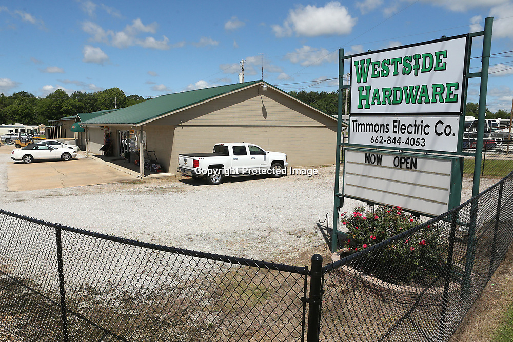 Westside Hardware, located on Cliff Gookin Boulevard next to Ivy Fence Company.