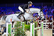 Willem Greve - Elke Maria M<br /> Jumping Indoor Maastricht 2016<br /> © DigiShots