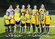 ILYS League Teams 15Oct11