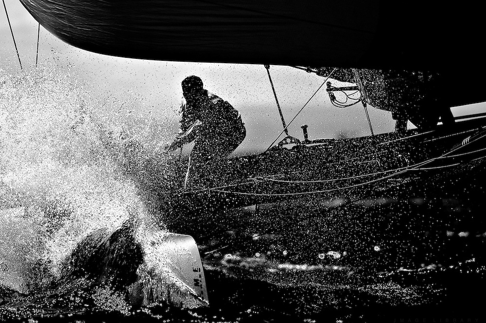 2010 Extreme Sailing Series Ste France