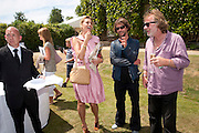 YASMIN LE BON; JAY KAY; NIGEL COOPER, Cartier Style et Luxe at the Goodwood Festival of Speed. Goodwood House. 5 July 2009.