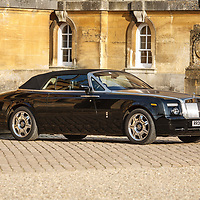 Rolls-Royce Phantom Drophead (2008) at the Salon Privé, 31 August - 1 September 2018