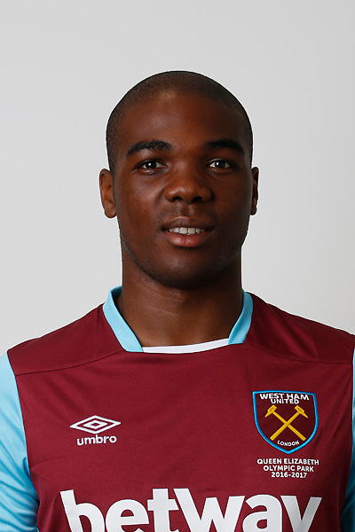 LONDON, ENGLAND - AUGUST 06: Angelo Ogbonna  of West Ham poses during a Premier League portrait session on August 6, 2016 in London, England. (Photo by Tom Shaw/Getty Images)