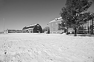 Agronomy Farm in Winter