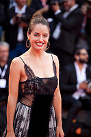 Matilde Gioli at the premiere gala screening of the film Suspiria at the 75th Venice Film Festival, Sala Grande on Saturday 1st September 2018, Venice Lido, Italy.