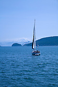 Sailing, Boating San Juan Islands, Washington State