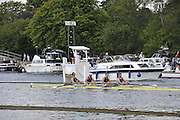 Henley, Great Britain.  Henley Royal Regatta. River Thames Henley Reach.  Royal Regatta. River Thames Henley Reach.  Saturday  02/07/2011  [Mandatory Credit  Peter Spurrier/ Intersport Images] 2011 Henley Royal Regatta. HOT. Great Britain . HRR