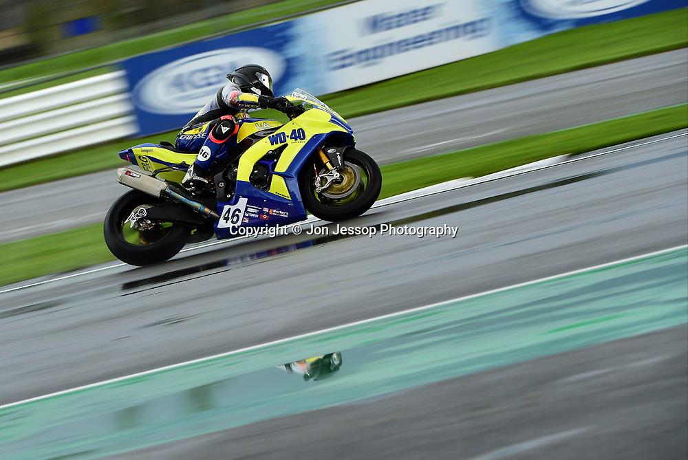 #46 Tommy Bridewell Team WD-40 MCE British Superbike Championship