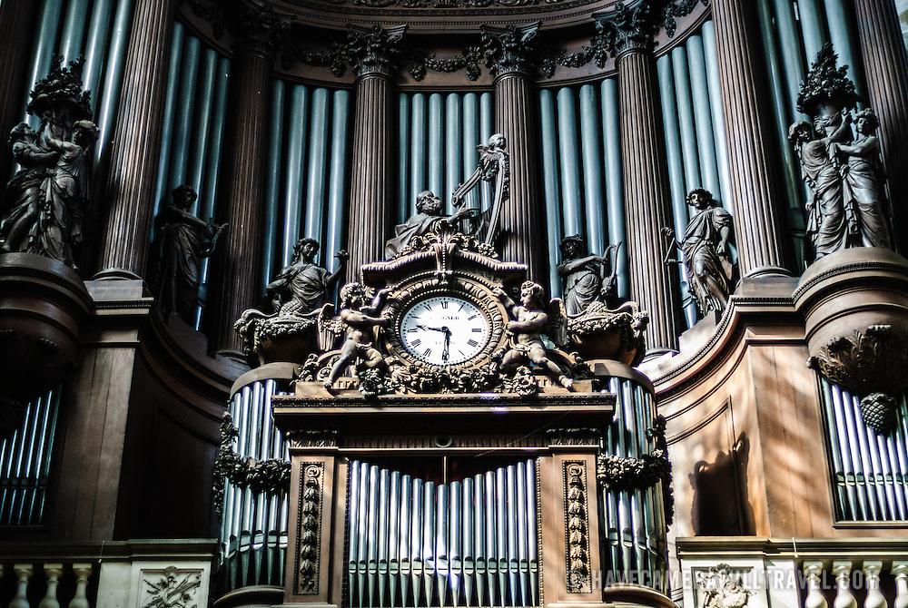 Eglise Saint-Sulpice<br /> Paris