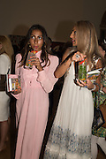 TALINA NAVIDE; JUSTINE NAVIDE, Royal Academy Summer exhibition party. Piccadilly. 7 June 2016