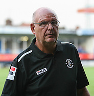 Picture by David Horn/Focus Images Ltd +44 7545 970036<br /> 23/07/2013<br /> John Still , Manager of Luton Town during the Pre Season Friendly match at Kenilworth Road, Luton.