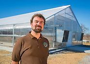 Choctaw heritage and heirloom crops greenhouse